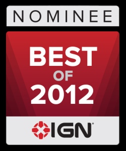 The FTL soundtrack was nominated for Best Music and Best PC Sound for 2012! Click on the image to vote.